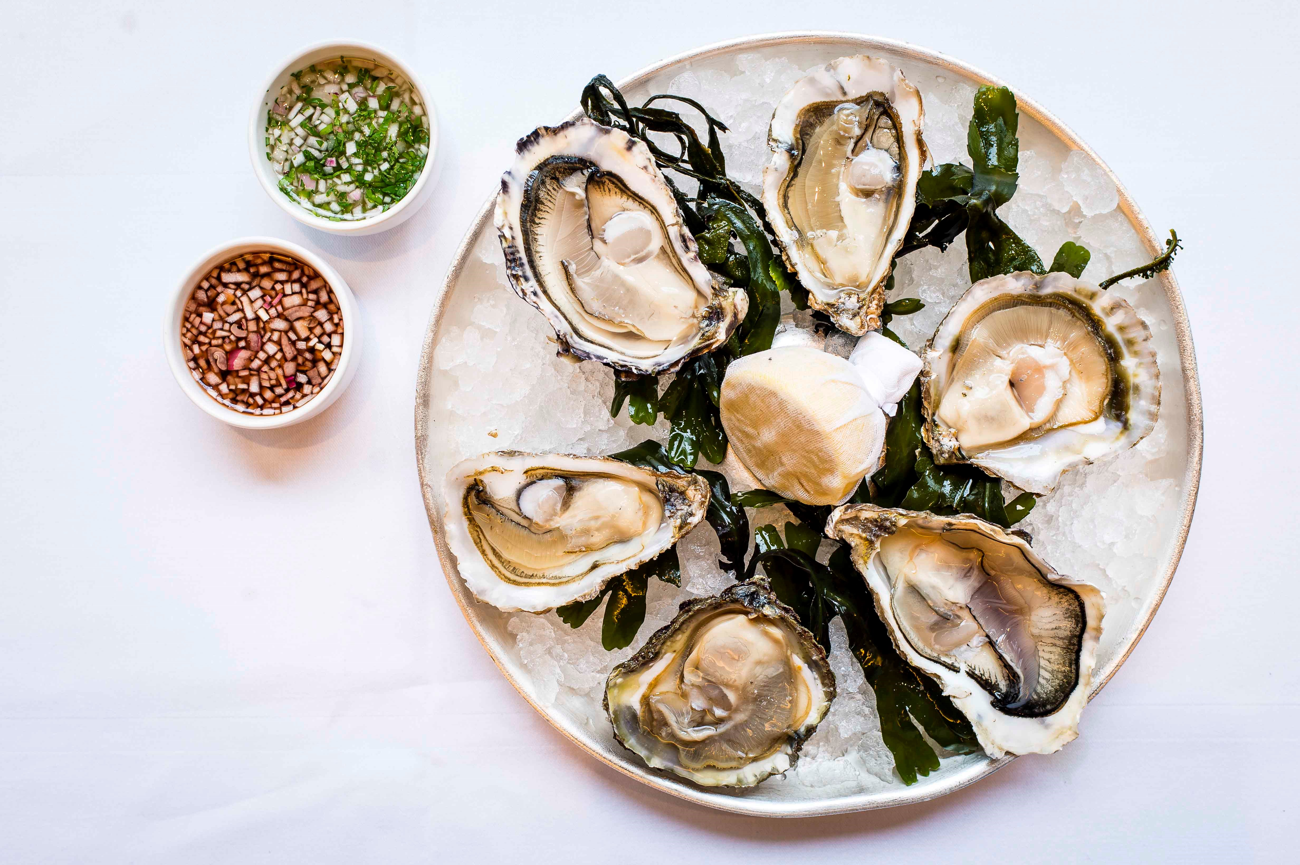 Oyster Bar in London, Scott's, Mayfair