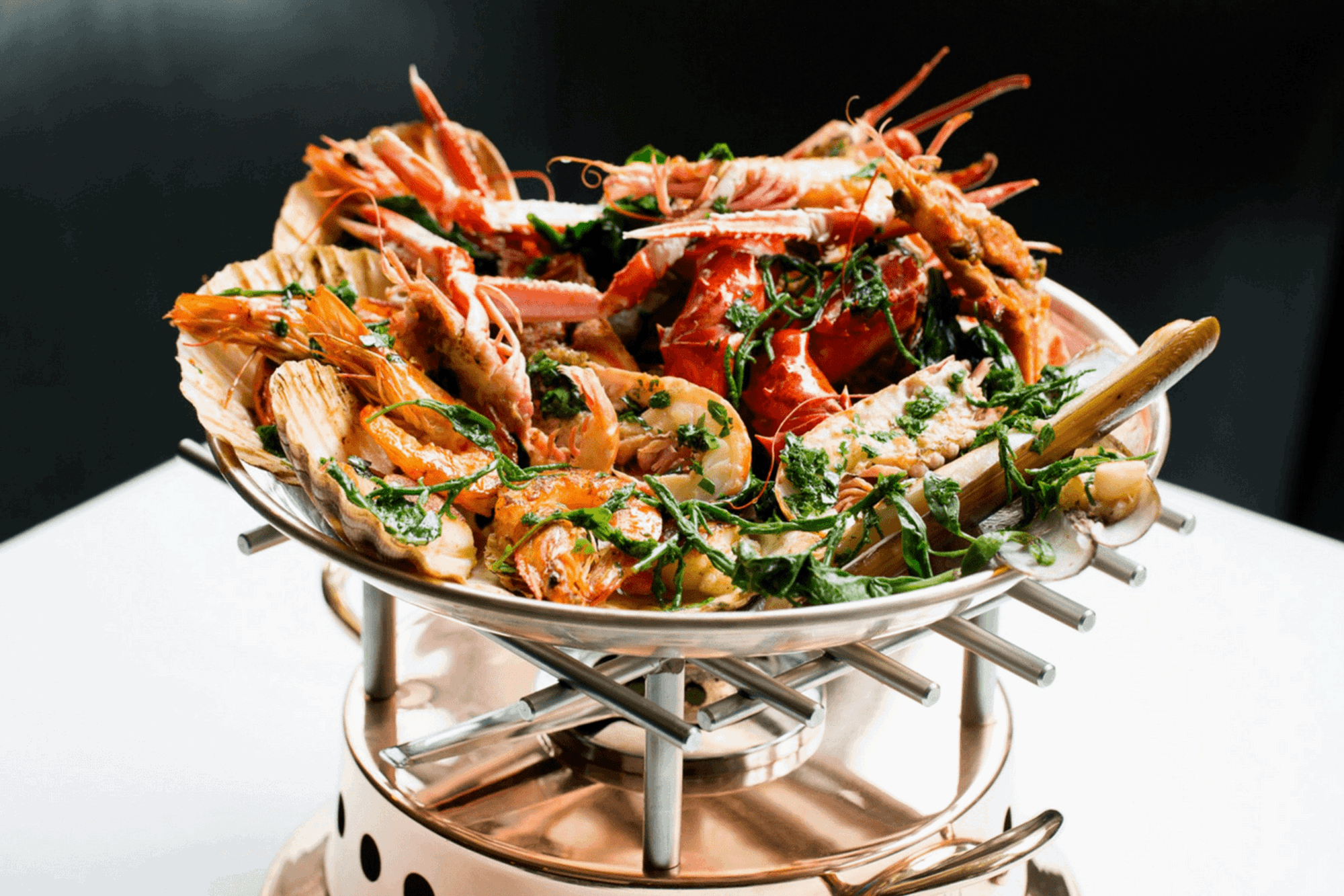 The Best Seafood Restaurant In London