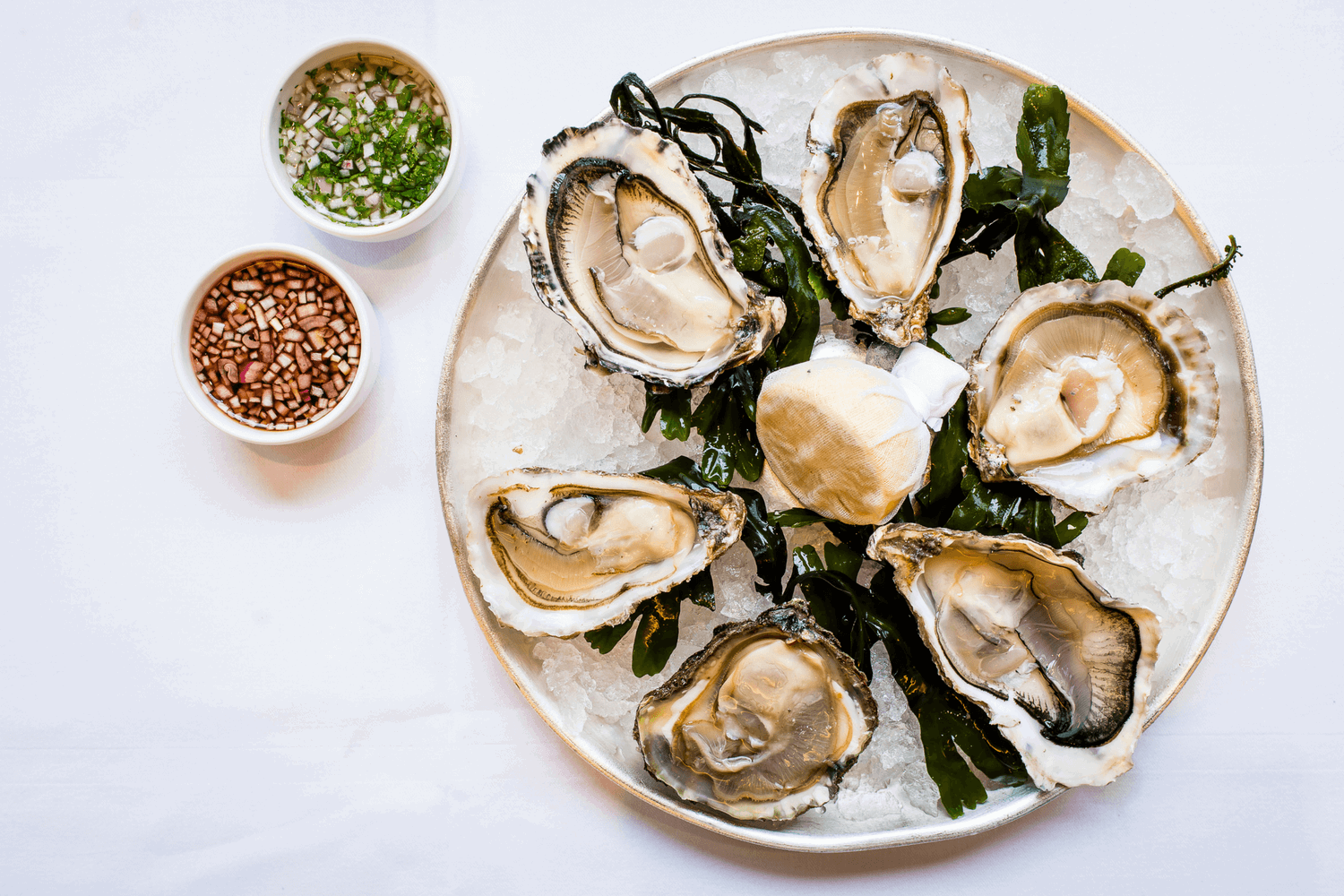 Oyster Bar in London, Scott's Restaurant, Fish, Seafood and Shellfish in Mayfair